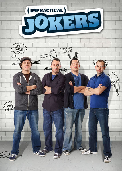 Impractical Jokers on Netflix USA