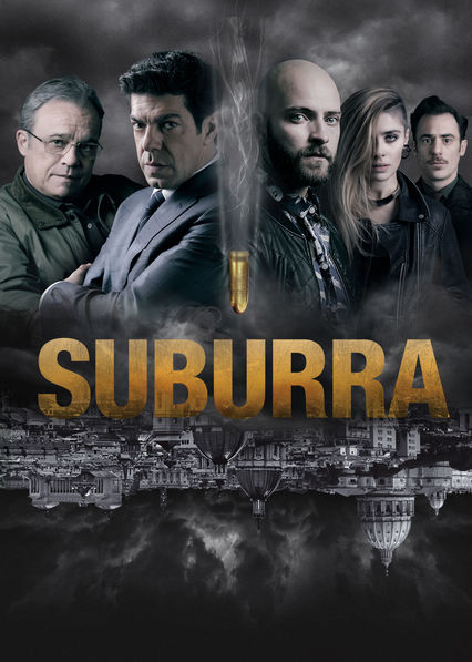 Suburra on Netflix USA