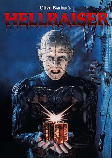 Hellraiser on Netflix USA