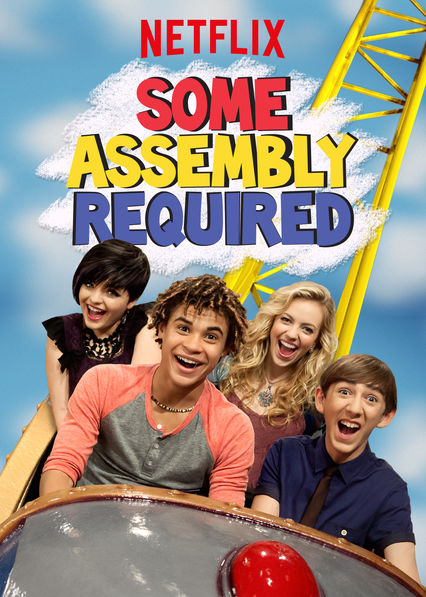 Some Assembly Required on Netflix USA