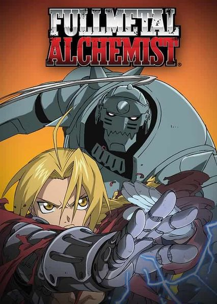Fullmetal Alchemist on Netflix USA