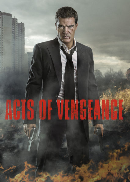 Acts of Vengeance on Netflix USA