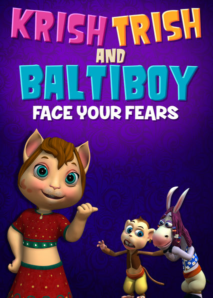 Krish Trish and Baltiboy: Face Your Fears on Netflix USA
