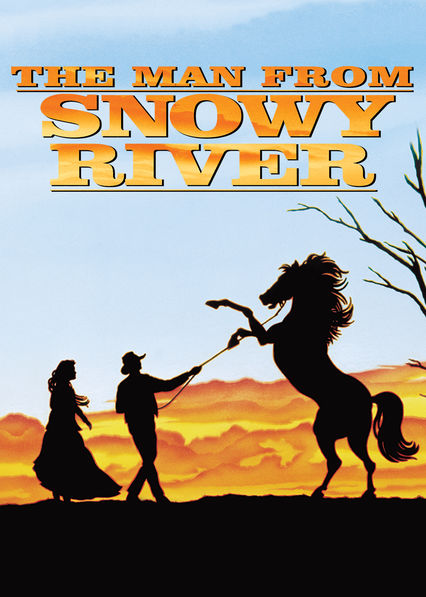 The Man from Snowy River on Netflix USA