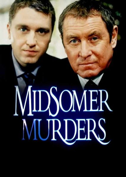 Is 'Midsomer Murders' available to watch on Netflix in