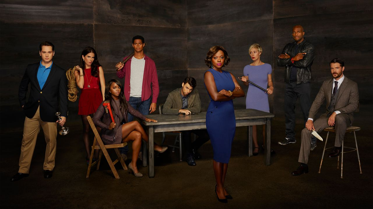 Bs How To Get Away With A Murderer Staffel 1