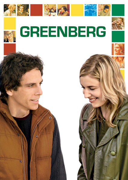 Greenberg on Netflix USA