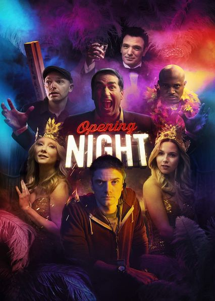 Opening Night on Netflix USA