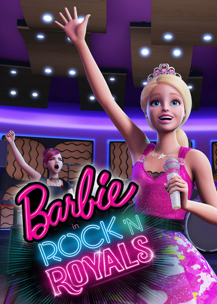 Barbie in Rock 'N Royals on Netflix USA