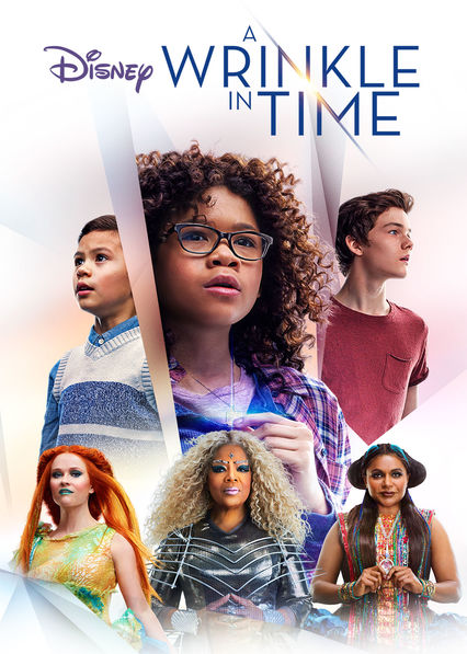 A Wrinkle in Time on Netflix USA