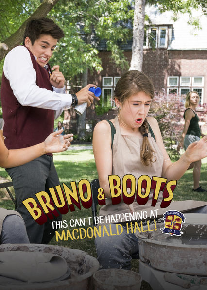 is bruno and boots this cant be happening at macdonald