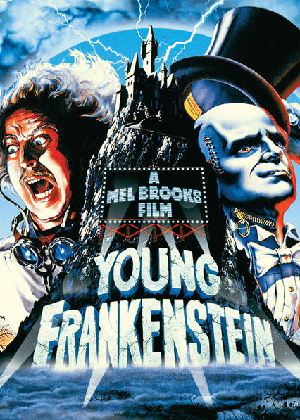 Young Frankenstein on Netflix USA