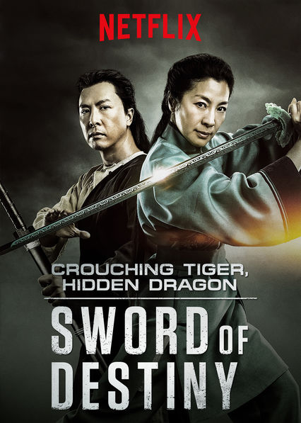 Crouching Tiger, Hidden Dragon: Sword of Destiny on Netflix USA