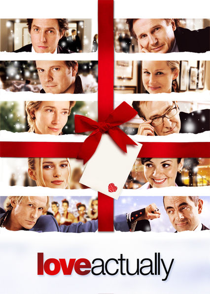 Love Actually on Netflix