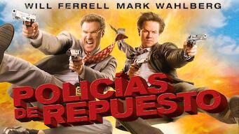 Policías de repuesto (2010)