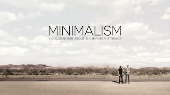Minimalism: A Documentary About the Important Things (2016)