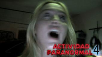 Actividad paranormal 4 (2012)