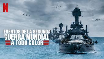 Eventos de la Segunda Guerra Mundial a todo color (2019)