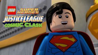 LEGO Liga de la Justicia: Batalla cósmica (2016)