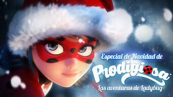 Especial de Navidad de Prodigiosa: Las aventuras de Ladybug (2016)