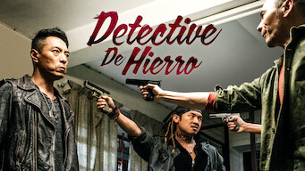 Detective de hierro (2019)