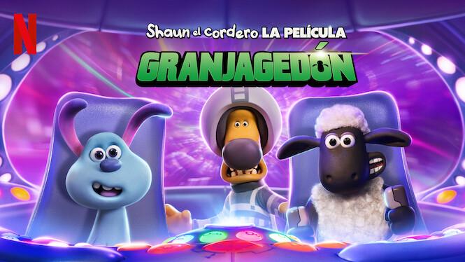 Shaun, el cordero: La película — Granjagedón
