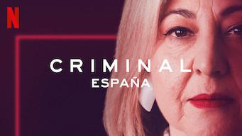 Criminal: España (2019)
