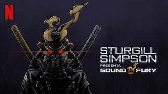 Sturgill Simpson presenta Sound & Fury (2019)