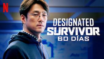 Designated Survivor: 60 días (2019)