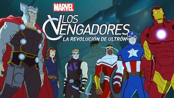 Marvel Los Vengadores: La revolución de Ultrón (2017)