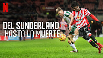 Del Sunderland hasta la muerte (2018)