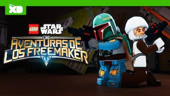 LEGO Star Wars: Las aventuras de los Freemaker (2017)