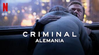 Criminal: Alemania (2019)