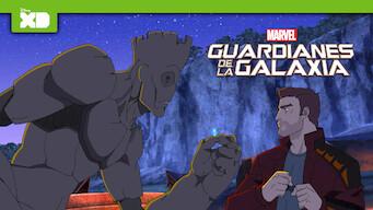 Guardianes de la galaxia (2018)