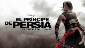El príncipe de Persia - Las arenas del tiempo (2010)