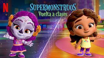 Supermonstruos: Vuelta a clases (2019)