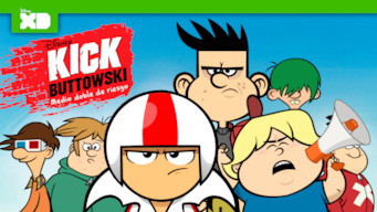 Kick Buttowski: Medio doble de riesgo (2011)