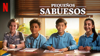 Pequeños sabuesos (2019)