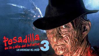 Pesadilla en la calle del infierno 3: Los guerreros del sueño (1987)
