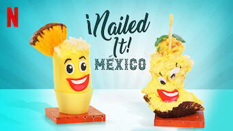 ¡Nailed It! México (2019)