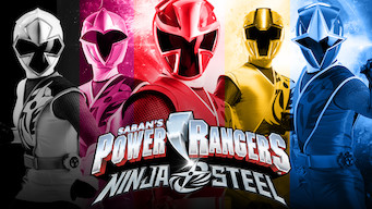 Power Rangers Ninja Steel (2018)