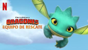 Dragones: Equipo de rescate (2019)