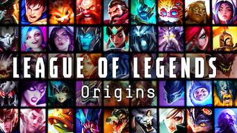 League of Legends: Orígenes (2019)