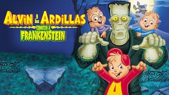 Alvin y las Ardillas: Conocen a Frankestein (1999)