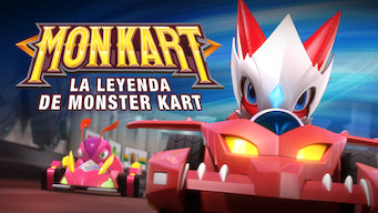 Monkart: La leyenda de Monster Kart (2017)