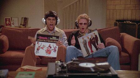 w latach 70. Hyde i Jackie zaczynają się spotykać przepisy dotyczące randek na Florydzie