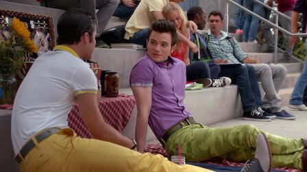 Finn i Rachel spotykali się w prawdziwym życiu