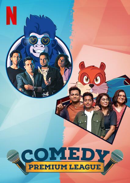 Comedy Premium League on Netflix USA