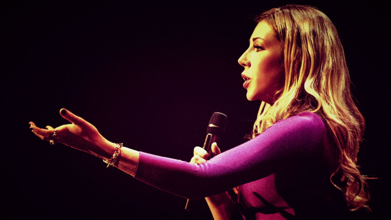 Image result for katherine ryan in trouble