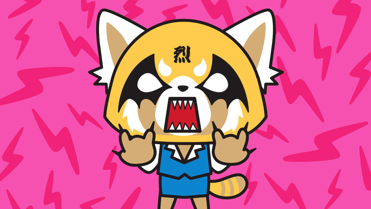 Animal Came In Her Mouth Porn aggretsuko | netflix official site